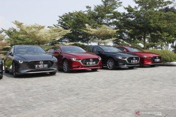 Cicip Mazda 3 sedan-hatchback sebelum diluncurkan, bagaimana rasanya?