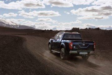 Nissan Navara lebih tangguh, cerdas dan efisien