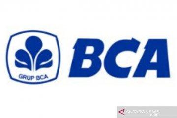 BCA bagikan dividen  Rp13,6 triliun
