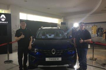Renault Triber siap bersaing di pasar otomotif Indonesia