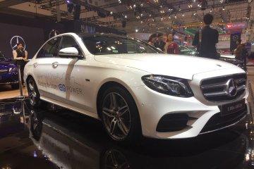 Marcedes Benz luncurkan hybrid pertamanya di GIIAS