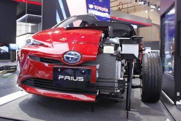 Toyota electric day rayakan sedekade hybrid, dukung program pemerintah