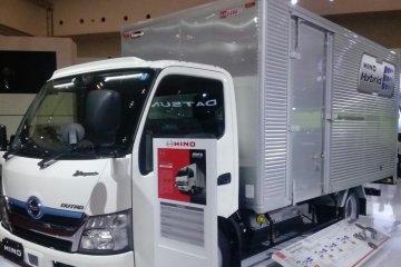 """Hino masih pimpin penjualan kendaraan """"medium duty truck"""""""