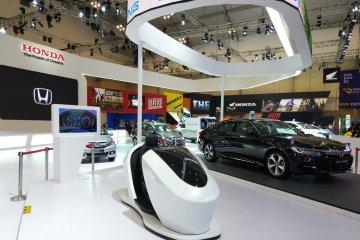 Uji gaya mengemudi Anda lewat Honda Sensing di GIIAS 2019
