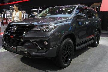 Toyota Fotuner TRD Sportivo baru tampangnya kian agresif