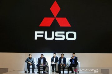 Bareng principal Jepang, Fuso kembangkan produk untuk pasar domestik