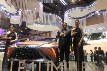 Tampil perdana di ASEAN, LF-1 Limitless arah desain Lexus masa depan
