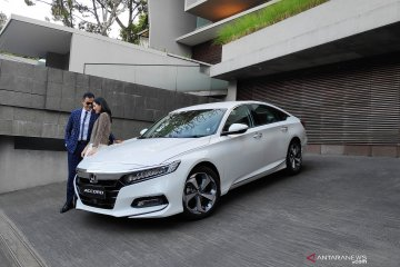 Menguji kenyamanan sedan premium All New Honda Accord