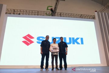 PT SIS libatkan konsumen perbarui logo Halo Suzuki