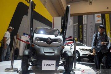 Renault Twizy produksi Korea Selatan dikirim ke Eropa