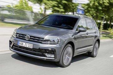 VW tarik hampir 28.000 Tiguan dan CC