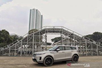Evolusi Range Rover Evoque pada generasi 2
