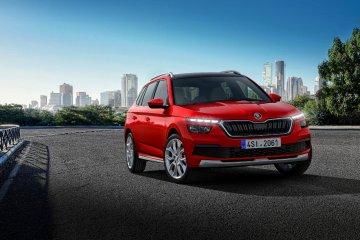 Skoda Kamiq Dan Scala Monte Carlo akan meluncur Frankfurt Motor Show