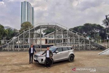 Range Rover Evoque generasi kedua meluncur seharga Rp1.7 miliar