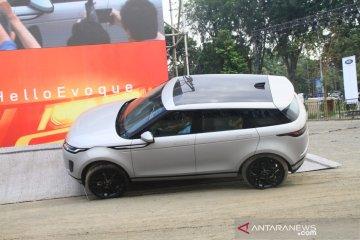 Program test drive global Land Rover hadir kembali di Jakarta