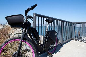 Sepeda listrik Lyft ditangguhkan karena kebakaran baterai