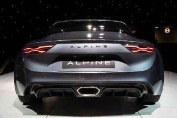 Alpine A110S ternyata lebih mahal dari Porsche Cayman