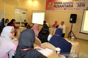 Peserta SMN PTPN IV belajar penulisan karya ilmiah