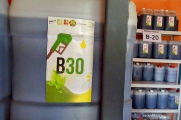 Pertamina mulai uji coba B30 di terminal BBM