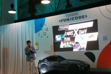 "Toyota gelar kompetisi ""Fun/Code"" bagi milenial"