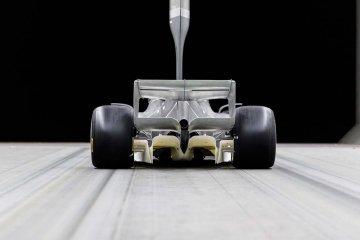 Formula 1 ungkap pengujian desain mobil 2021 di terowongan angin