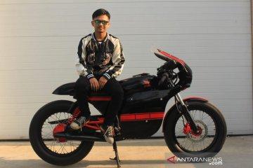 """""""Custom motor"""" karya pemuda Bandung tembus pasar Internasional"""