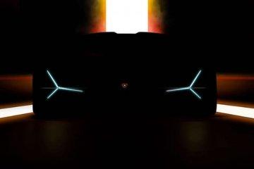 Lamborghini bocorkan wajah supercar listrik