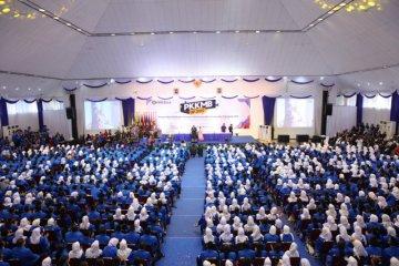 Mahasiswa baru Universitas Pancasila