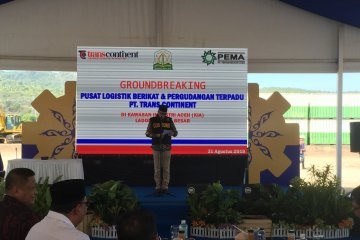 Plt Gubernur berharap Trans Continent ajak PMA investasi di Aceh