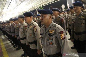 Brimob Kalbar BKO ke Papua