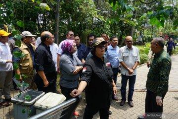 Menteri LHK Tinjau Lokasi Penyerahan Sertifikat TORA di Pontianak