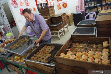 Kue Bulan Buatan Hong Hak Sejak 1936