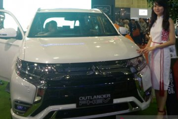 Mitsubishi bawa Outlander PHEV dan i-MIEV di IEMS 2019