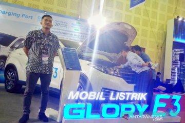 DFSK tawarkan solusi kendaraan listrik lewat Glory E3