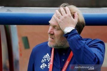 Dipermalukan Armenia 2-4, pelatih Bosnia mundur