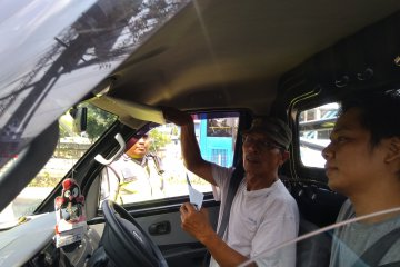 Perluasan ganjil genap, pengendara belum beralih ke angkutan umum