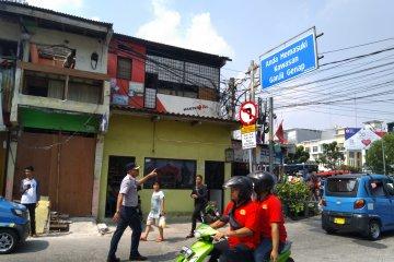 Layanan transportasi umum Jakarta belum terkoneksi penuh