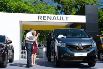 Mitsubishi bisa kembali ke pasar van pakai model Renault Trafic