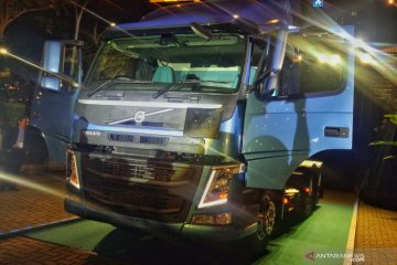 Volvo kenalkan truk FM 440 6x2T seharga Rp1,3 miliar