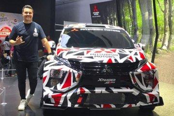 Rifat Sungkar masih setia dengan Xpander AP4 untuk balapan
