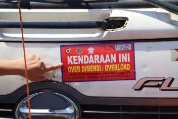 Truk kelebihan muatan jalur Priok-Bandung akan ditindak mulai 9 Maret