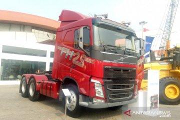 Volvo tampilkan truk edisi khusus di Mining Indonesia Expo 2019