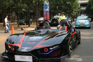 Cerita pembawa mobil Lewo Ireng Reborn melenggang di jalanan Jakarta