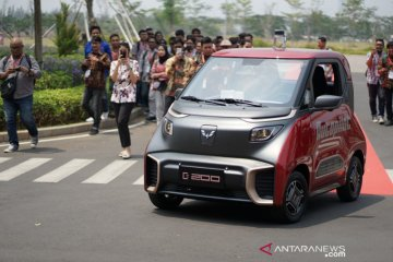 """Autopilot parking"" jadi keunggulan Wuling E200"