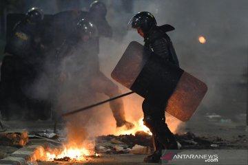 Walhi Sumsel buka posko pengaduan korban demonstrasi ricuh