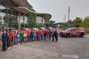 Komunitas Pajero Indonesia One siapkan Kopdarnas VI