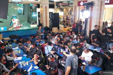"2.400 ""gamers"" Bandung ikuti audisi First Warriors"