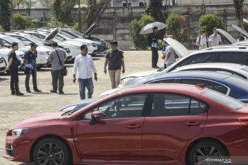 Bea Cukai lelang 169 mobil Subaru
