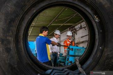 PGN salurkan gas bumi ke pabrik vulkanisir ban