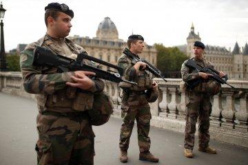 Prancis gagalkan serangan yang terinspirasi peristiwa WTC 11/9